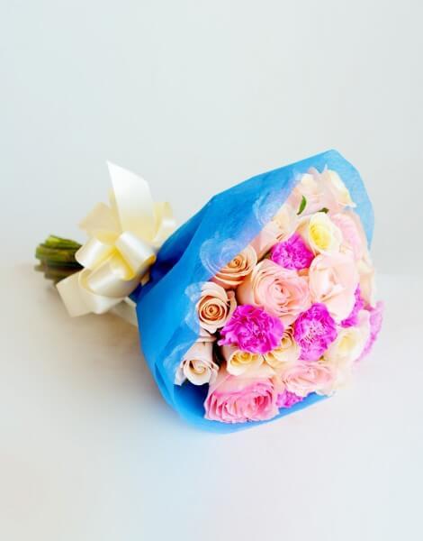 Bouquet ternura